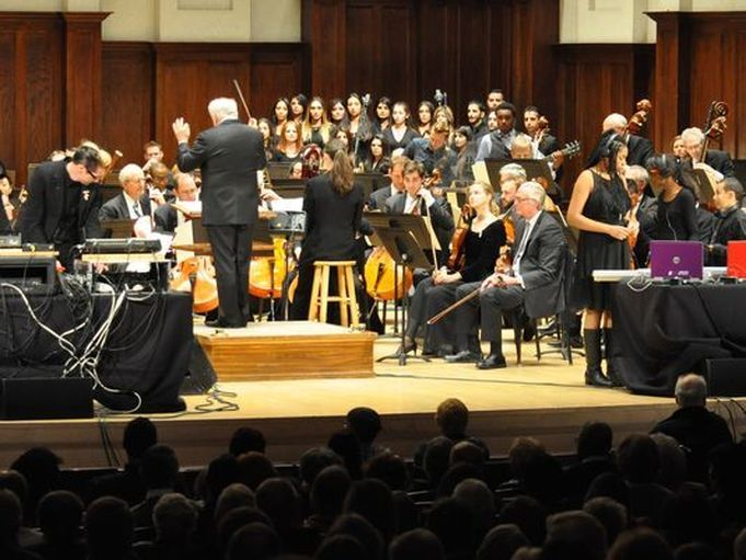 Detroit Symphony Orchestra new contract
