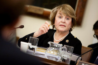 Rep. Louise Slaughter D-NY